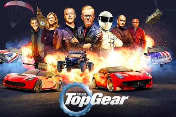 Se det nye Top Gear ! Top Gear, Matt LeBlanc, Chris Evans, BBC