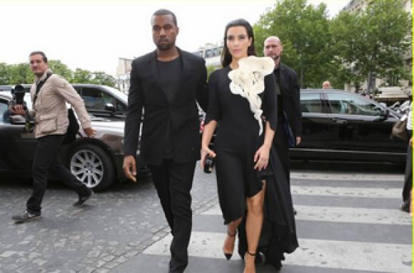 I dag bliver Kanye og Kim gift! Kanye West, Kim Kardashian, gift, Paris, Firenze