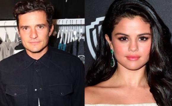 Selena Gomez taget med Katy Perrys kæreste! Selena Gomez, Orlando Bloom, Revival Tour, Katy Perry