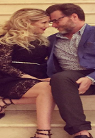 Hollywoodpar fik ens tatovering! Tori Spelling, Dean McDermott, tatovering