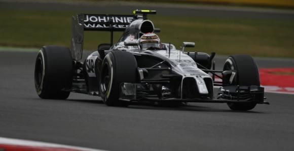 Magnussen i ok præstation på Silverstone magnussen, f1, formel 1,