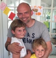 Endelig: Jesper Vollmer tilbage på job! jesper vollmer, annette heick