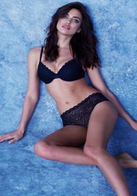Irina Shayk tilbage hvor hun startede! Irina Shayk,model, lingeri