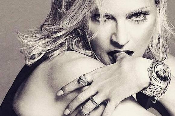 Madonna beklager vovede billeder! madonna, nelson mandela