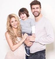 Shakira har f�dt: Her er barnets navn! shakira, gerard piqu�