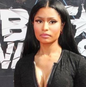 Nicki Minajs voksfigur sexkrænket! nicki minaj