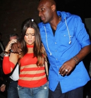 Kardashian annullerer skilsmisse! khlóe kardashian, lamar odom
