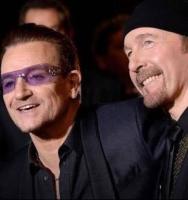Bono kvæstet: U2 aflyser shows! bono, u2