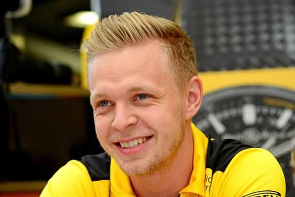 Kevin Magnussen tidligt ude! Kevin Magnussen, Renault, Kvalifikation, Monaco, Formel1, F1