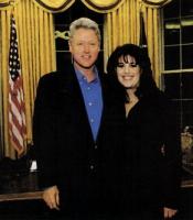 Lewinsky: Clinton udnyttede mig! Monica Lewinksy, Bill Clinton, affære, udnyttede