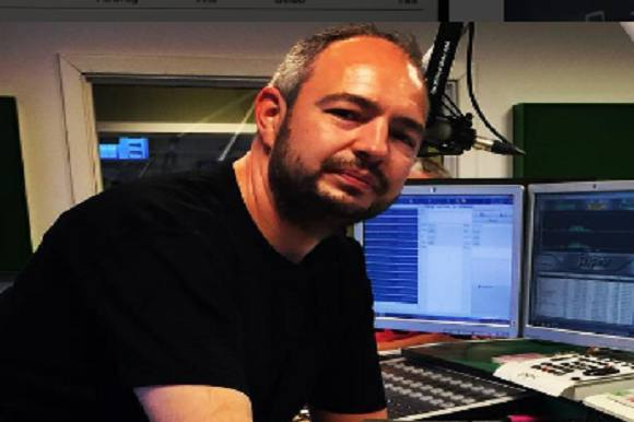 Populær radiovært fyret! GO NOVA, fyret, Producer Kristian