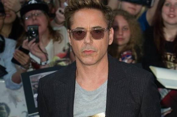 Se 'Iron Man' storme ud fra interview! robert downey jr., hollywood