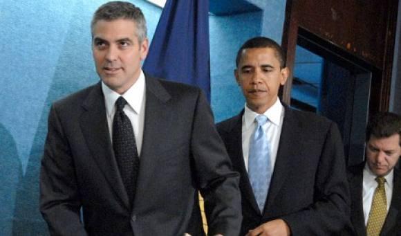 George Clooney vil være politiker! George Clooney, politik,