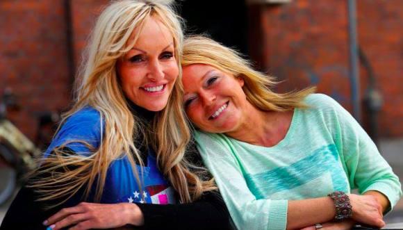 Didde og Linse er ikke på talefod! Didde, Linse, Familien fra Bryggen, TV3
