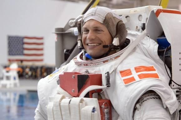 Se den første dansker i rummet på DR! dr, andreas mogensen, rumfart