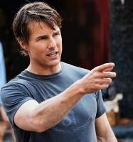 Video: Se Tom Cruise i vanvittigt stunt! tom cruise, hollywood, mission:impossible