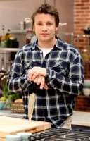 Jamie Oliver brød sammen! Jamie Oliver