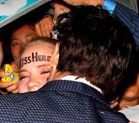 Dansker kyssede med Johnny Depp! Johnny Depp, dansker, josefine, kys, kæreste, single