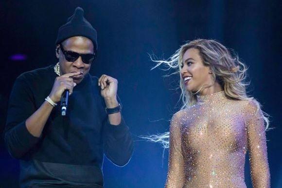 Beyoncé i pirrende Instagram-stunt! beyoncé, jay-z