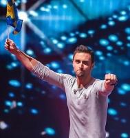 Grand Prix-vinder får dødstrusler! melodi grand prix, eurovision, måns zelmerlöw