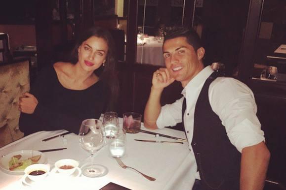 Ronaldo-eks: Derfor vragede jeg ham! cristiano ronaldo, irina shayk