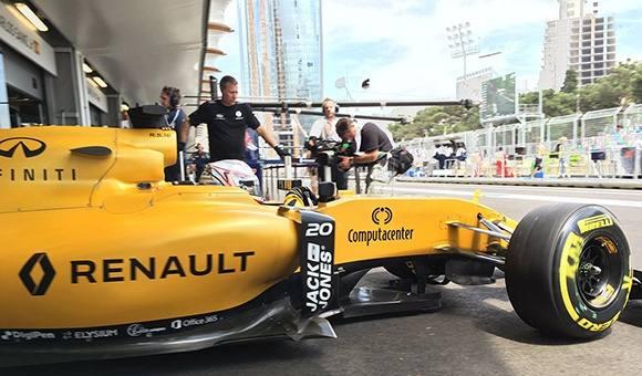 Magnussen er ikke til bybaner! Kevin Magnussen, Formel 1, F1, Baku, Azerbaijan