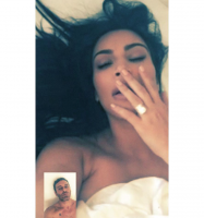 Foto: Her faker Kardashian orgasme! kim kardashian