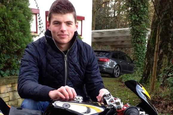 16-årig klar til Formel 1! verstappen, formel 1, kevin magnussen