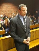 Oscar Pistorius: Undskyld! Pistorius, retsagen, sydafrika, mord reeva steenkamp
