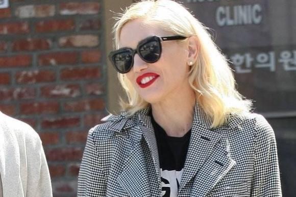 Efter brud: Gwen Stefani dater countrystjerne! gwen stefani, blake shelton