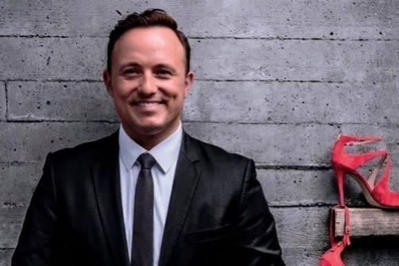 Evers træner brudevals med tv-vært! Thomas Ever Poulsen, Lisbeth Østergaard, Vild med dans