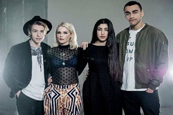Mette skabte kaos i X Factor! X Factor, Mette Lindberg, Remee, Thomas Blachman