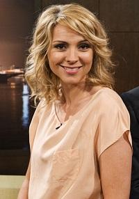 Seerne undrer sig over Frøkjærs udseende! Cecilie Frøkjær,, udseende, TV2, Samme tid næste år