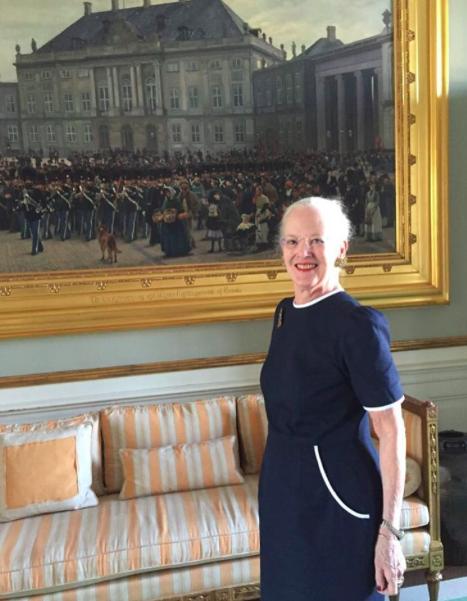 Kongehuset indtager Facebook! Kongehuset, det danske kongehus, dronning margrethe, kronprins frederik