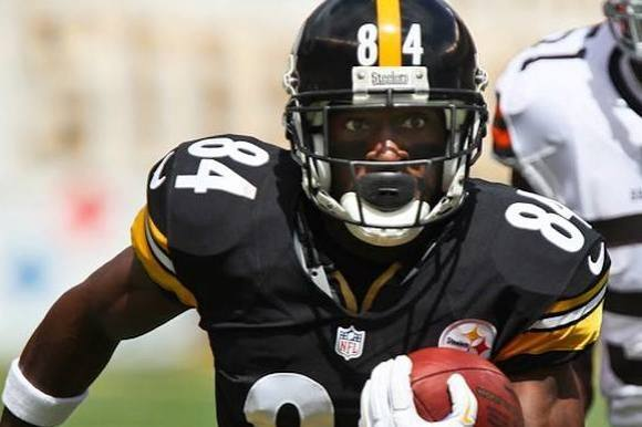 Se NFL-stjernes karatespark i kamp! nfl, tv3, antonio brown