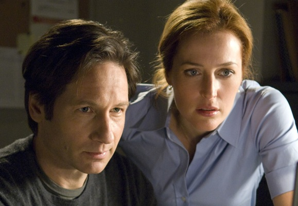 The X-Files - Tv-premiere i aften ! x-files, tv2,