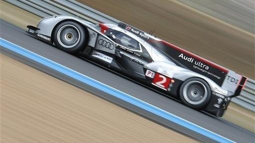 Audi vinder vanvittigt og dramatisk Le Mans ! lemans, eurosport, tom kristensen, jan magnussen,