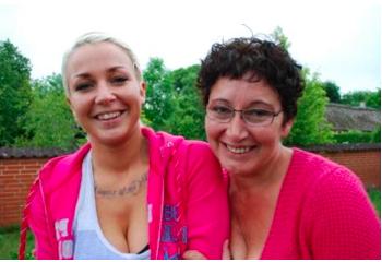 Ny satsning på Kanal 4 ! tvguide.dk, mig & min mor, mig og min mor, kanal 4