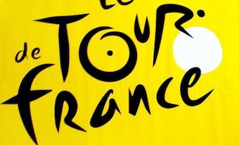 Vanvittig mediebil nu ude af Touren ! tour de france, tvguide.dk, sport, gossip