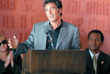 Pacinos datter anholdt i NY ! Al Pacino, Julie Pacino, tvguide.dk, gossip, spritkørsel,