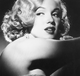 Monroe-sexfilm sælges på nettet ! Marilyn Monroe, sexfilm, tvguide.dk, gossip