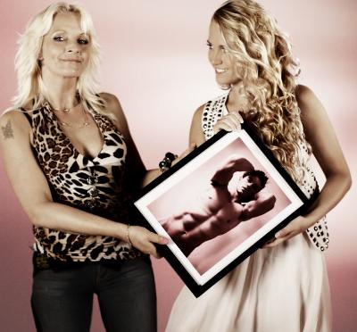 Nøgenmodel i ny Kanal 4-serie ! De unge mødre, gossip, kanal 4, malou stella