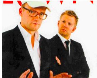 'KLOVN' vinder stor pris i Canada ! Casper Christensen, Frank Hvam, Klovn, tvguide.dk. gossip