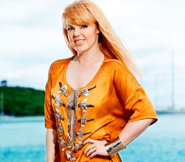 Rafn: De råbte 'tissesex' efter os ! Lina Rafn, toppen af poppen, gossip, tvguide.dk