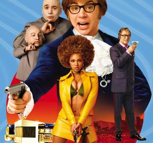 Endelig en ny Austin Powers-film ! Mike Myers, Beyoncé, Austin Powers, tvguide.dk