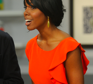 Kelly Rowland flashede frontpartiet ! Kelly Rowland, Janet Jackson, bryster, tvguide.dk