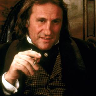 Tissede på medpassagere i flyet !  Gerard Depardieu, gossip, tvguide.dk, tis