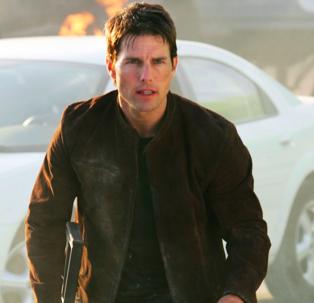 Tom Cruise er bange for sin hustru ! Tom Cruise, Katie Holmes, tvguide.dk