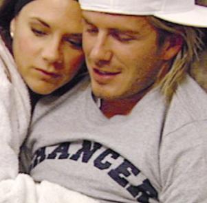 Beckham hyrer pistolmand ! David Beckham, Victoria Beckham, tvguide.dk, gossip