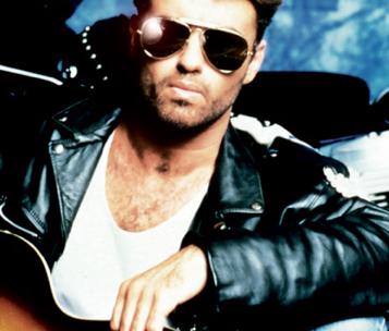 George Michael på steroider ! George Michael, Jemery Clarkson, homo, homofobisk, sex, gossip, top gear, tvguide.dk
